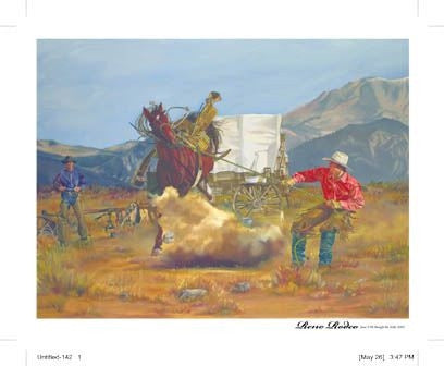 2010 Presidential Limited Art - Ray Callahan