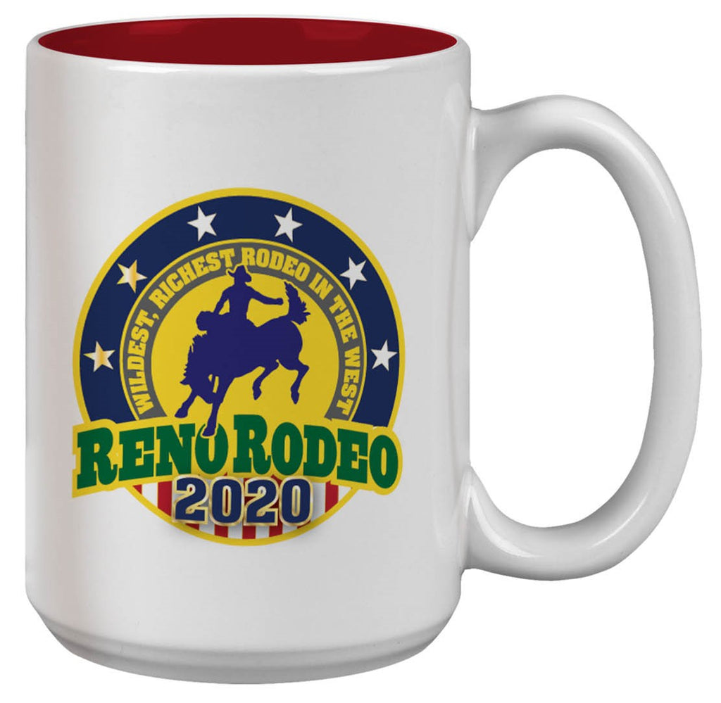 15oz. 2020 Logo Ceramic Beverage Mug