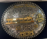 2019 Cattle Drive Buckle