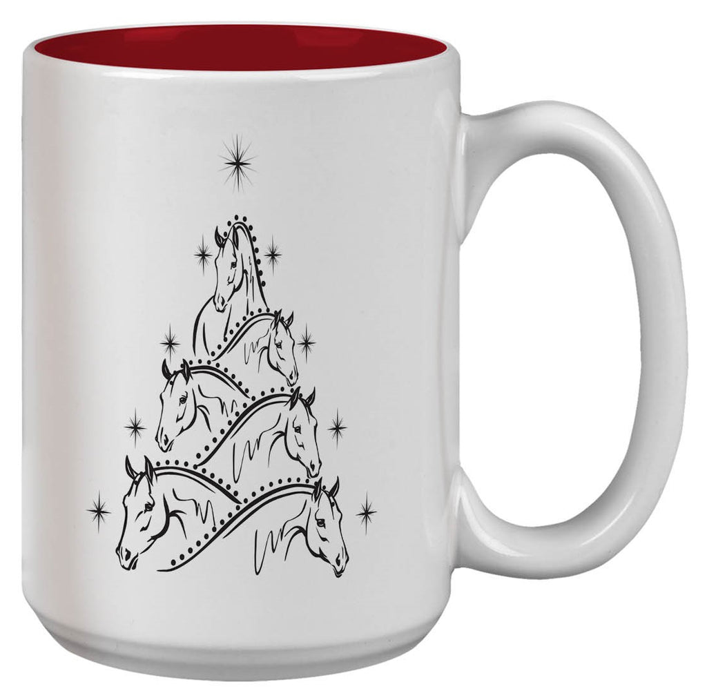 15oz. 1919 Horse Logo Ceramic Beverage Mug