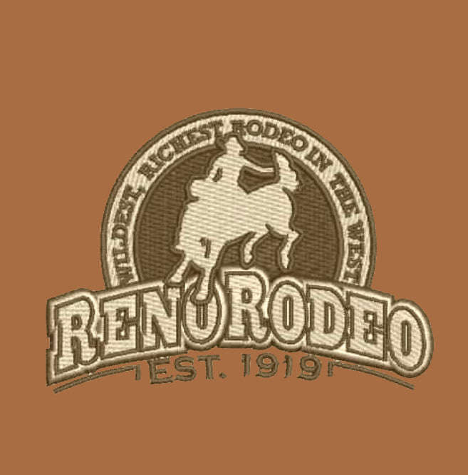 Men's Chore Coat/ Jacket with Reno Rodeo Logo -Member Exclusive -Special Order Only