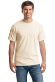 Reno Nevada Blue Reno Rodeo Logo Men's Natural/Tan Crew Neck Tee