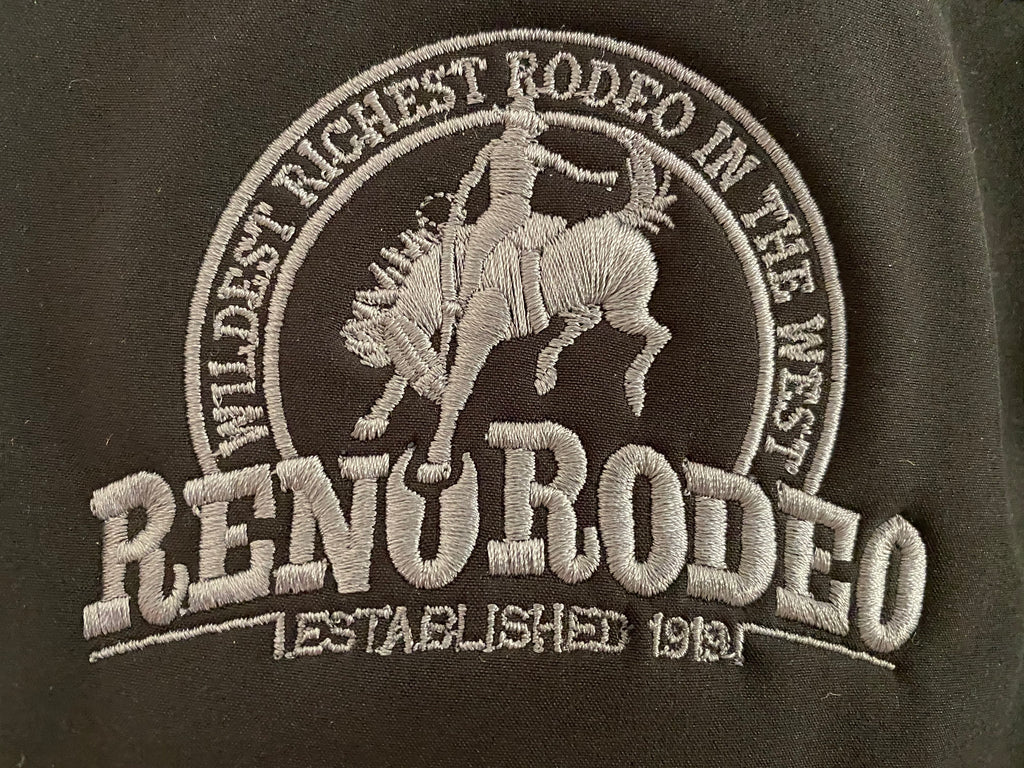Men's Wrangler Trail Jacket with Reno Rodeo Logo