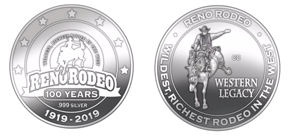 100 Year Commemorative Medallion