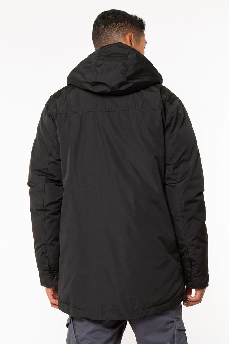 Alternative Down Heavy Hooded Parka