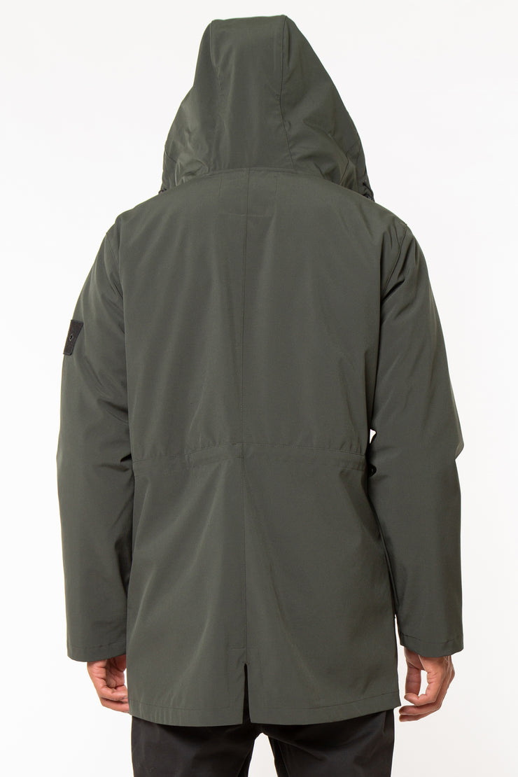 Alternative Down, 4 Way Stretch, 3 In 1 Systems Packable Jacket