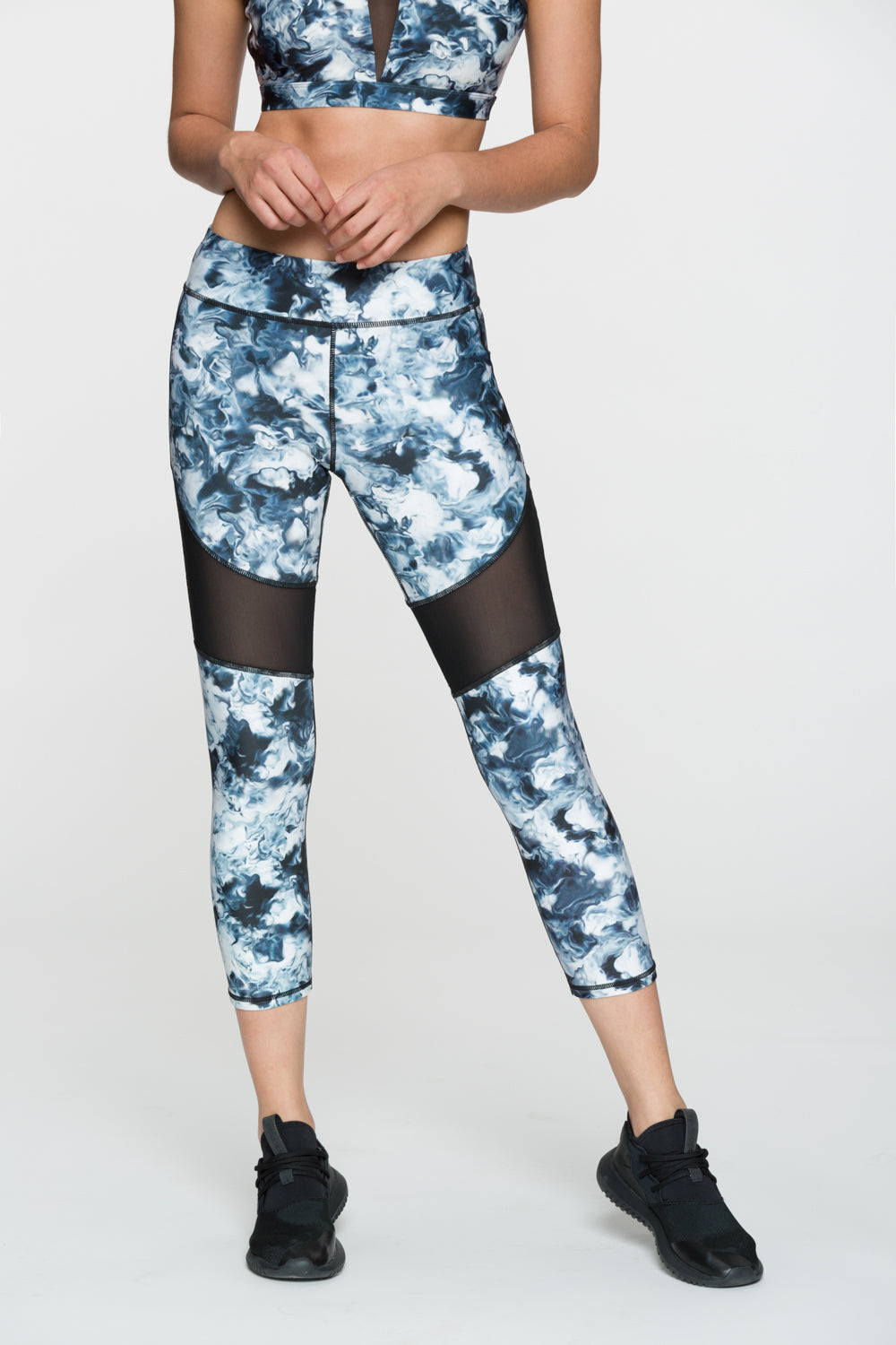 Riptide Cropped Legging