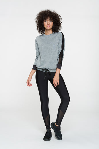 Elongate Long Sleeve