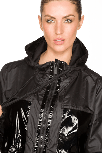 Black Out Run Jacket