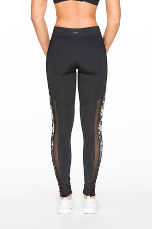 Python Panel Leggings