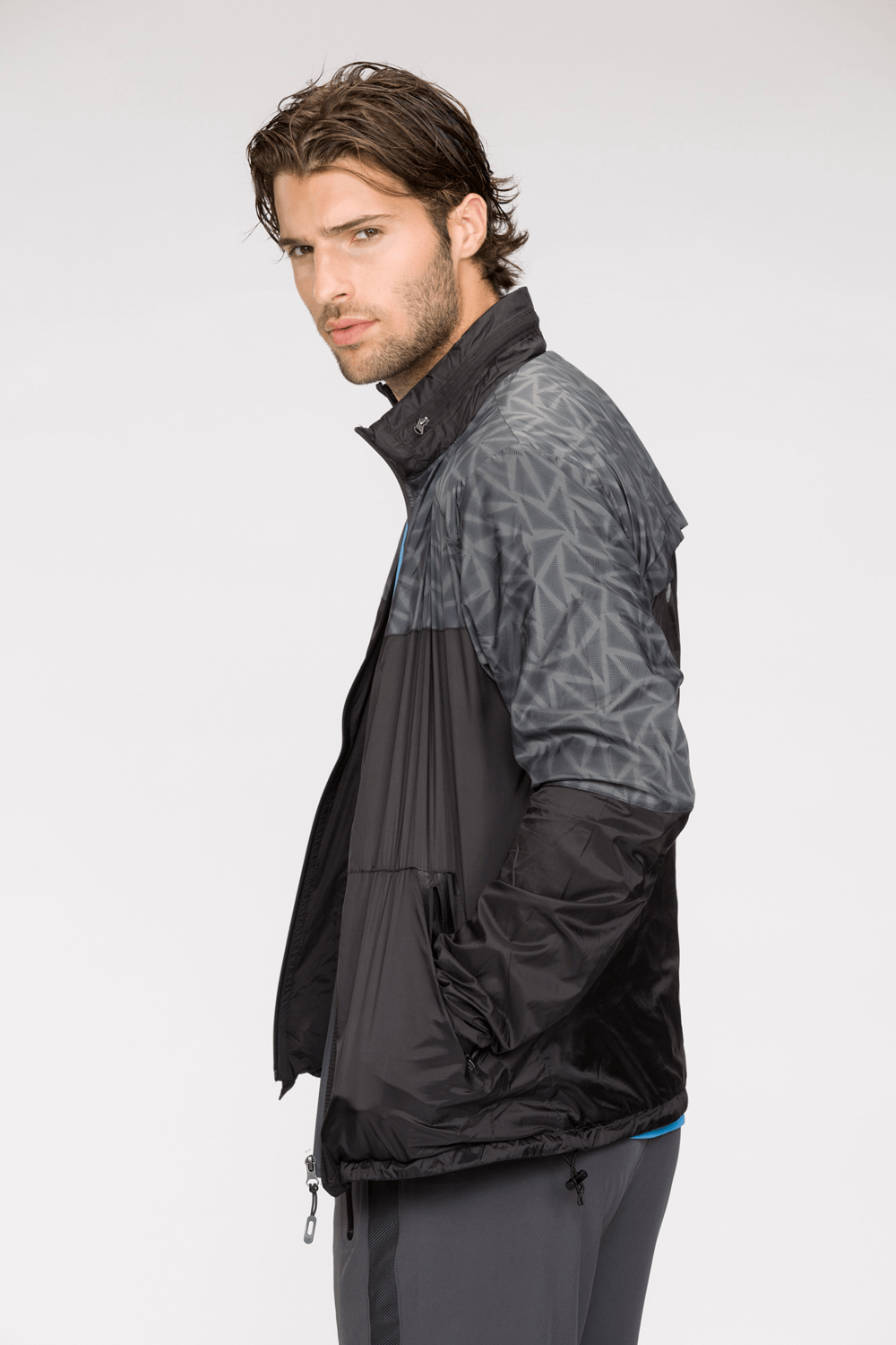 Dynamic Shape Jacket