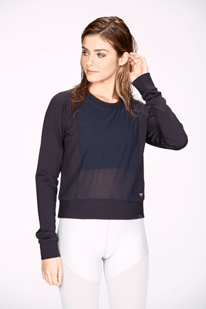 Cool Down Long Sleeve Top