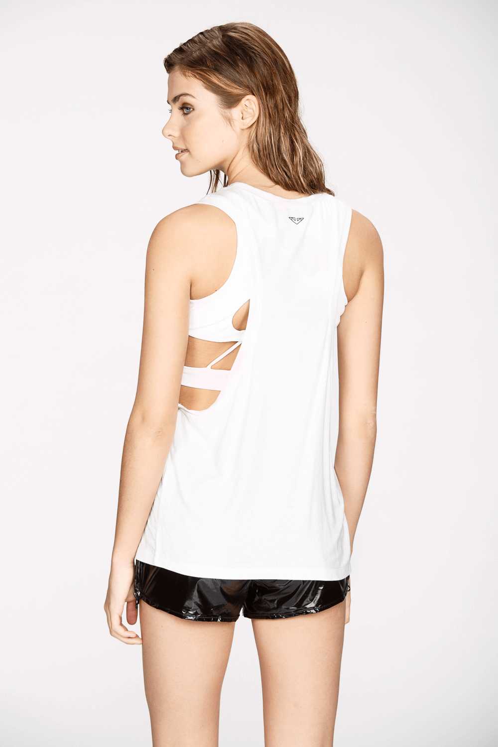 Steady Focus Sleeveless Top