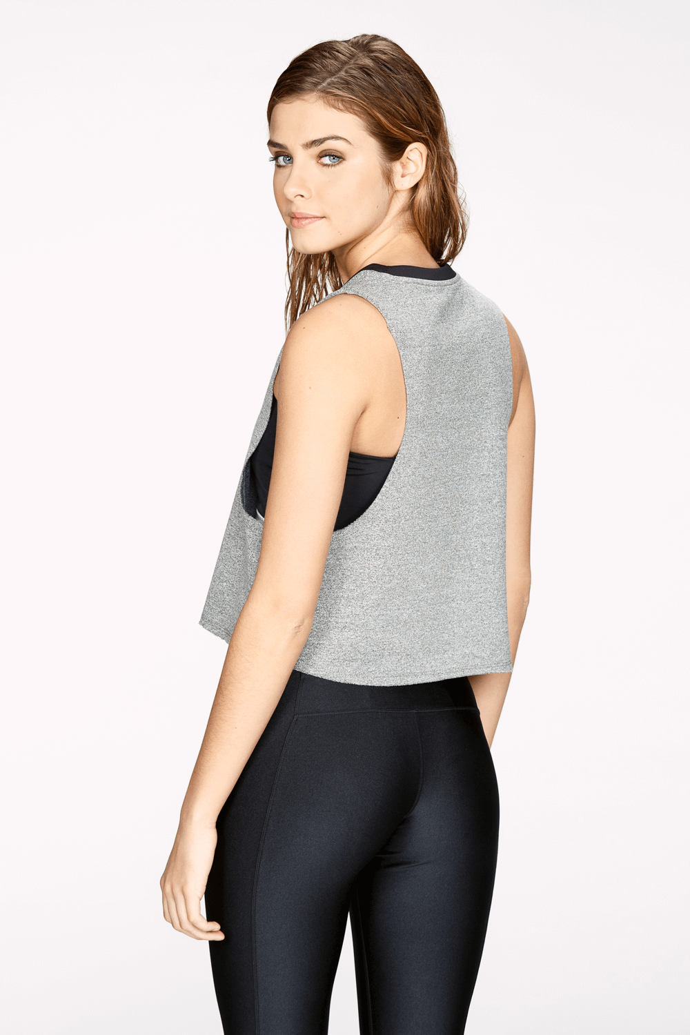 Team Player Cropped Top