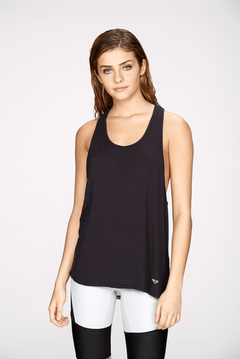 Precision Sleeveless Top