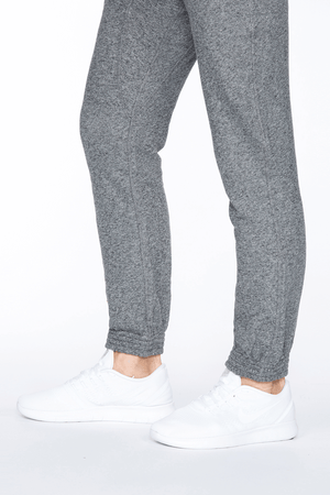 Gray Slim Fit Jogger