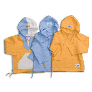 Kiddie Pullovers and Swim Coats