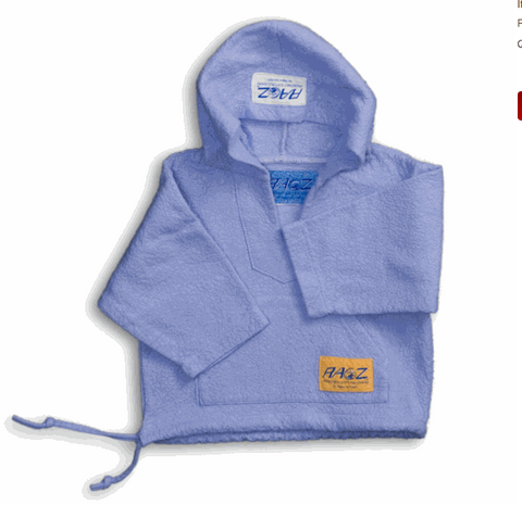 Baby Pullover (Blue)
