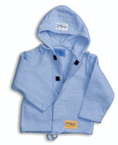 Toddler Swim Coat Blue