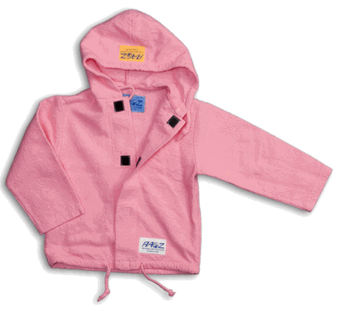 Toddler Swim Coat (Pink)