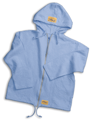 Youth Swim Coat (Blue)