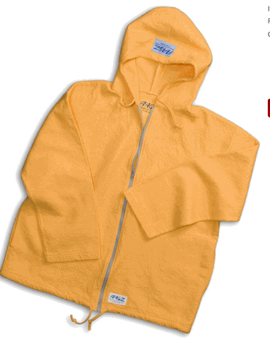 Youth Swim Coat (Mango)