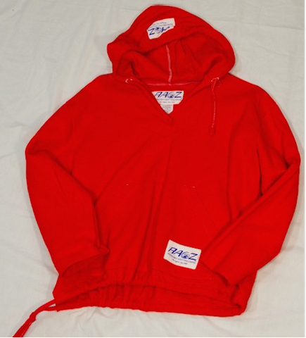 Youth Swim Coat (Red)