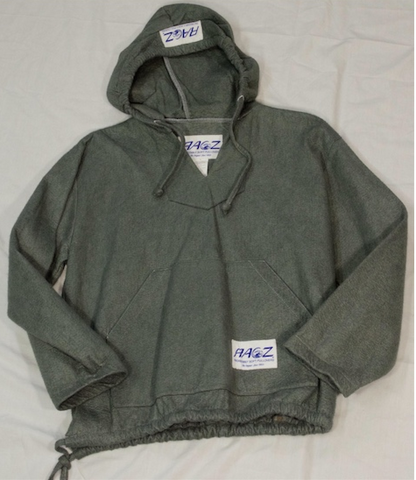 Youth Pullover (Grey)