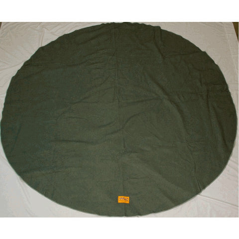Round Towel Grey