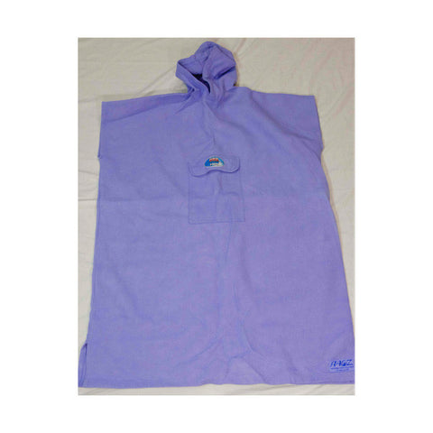 Surf Poncho Changer Blue