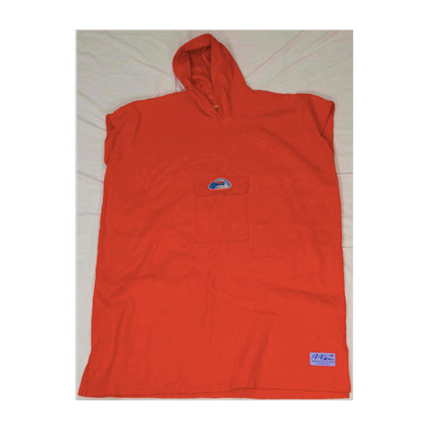 Surf Poncho Changer Red