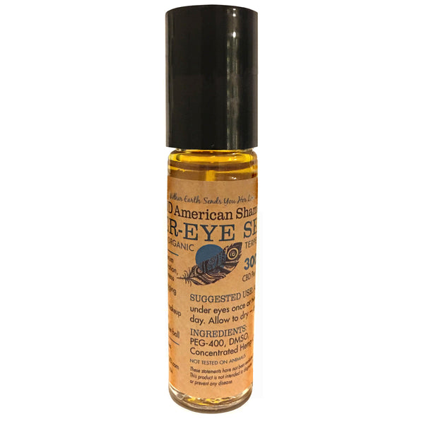 Under Eye Serum, Rollerball applicator