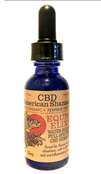 EQUINE Elixer, Water Soluble Concentrated Hemp Oil