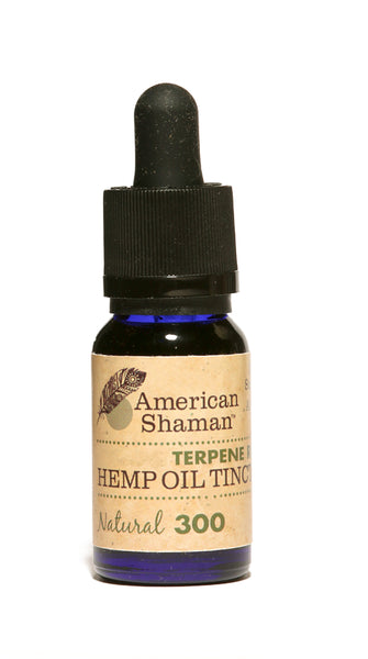 Premium Concentrated Hemp Oil Tincture 300mg