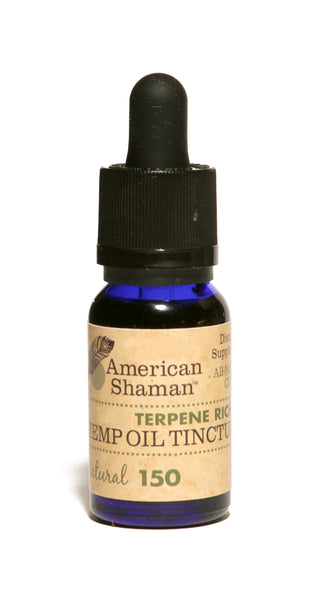 Premium Concentrated Hemp Oil Tincture 150mg