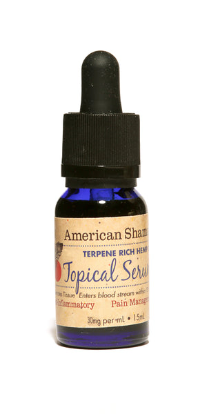 Topical Serum, Concentrated Hemp Oil