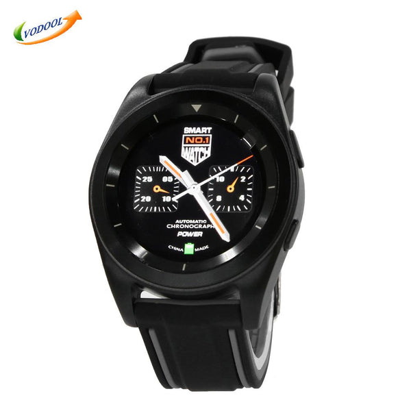 Bluetooth Smart Watch Woman Man Running with Heart Rate Monitor for Android ISO Phone