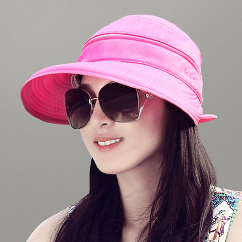 Spring summer sun hats for women
