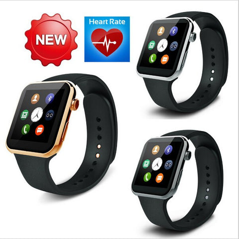 Bluetooth Smart Watch  Apple iPhone ios Android Phone