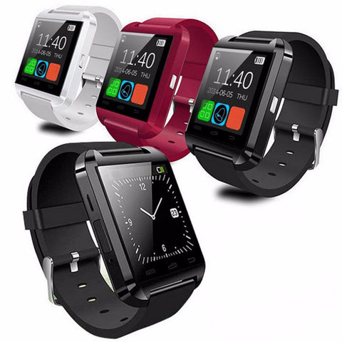 Bluetooth Smart Watch Phone Camera  For Android