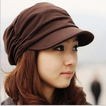 Spring and Winter Drape Delicate Women Hats