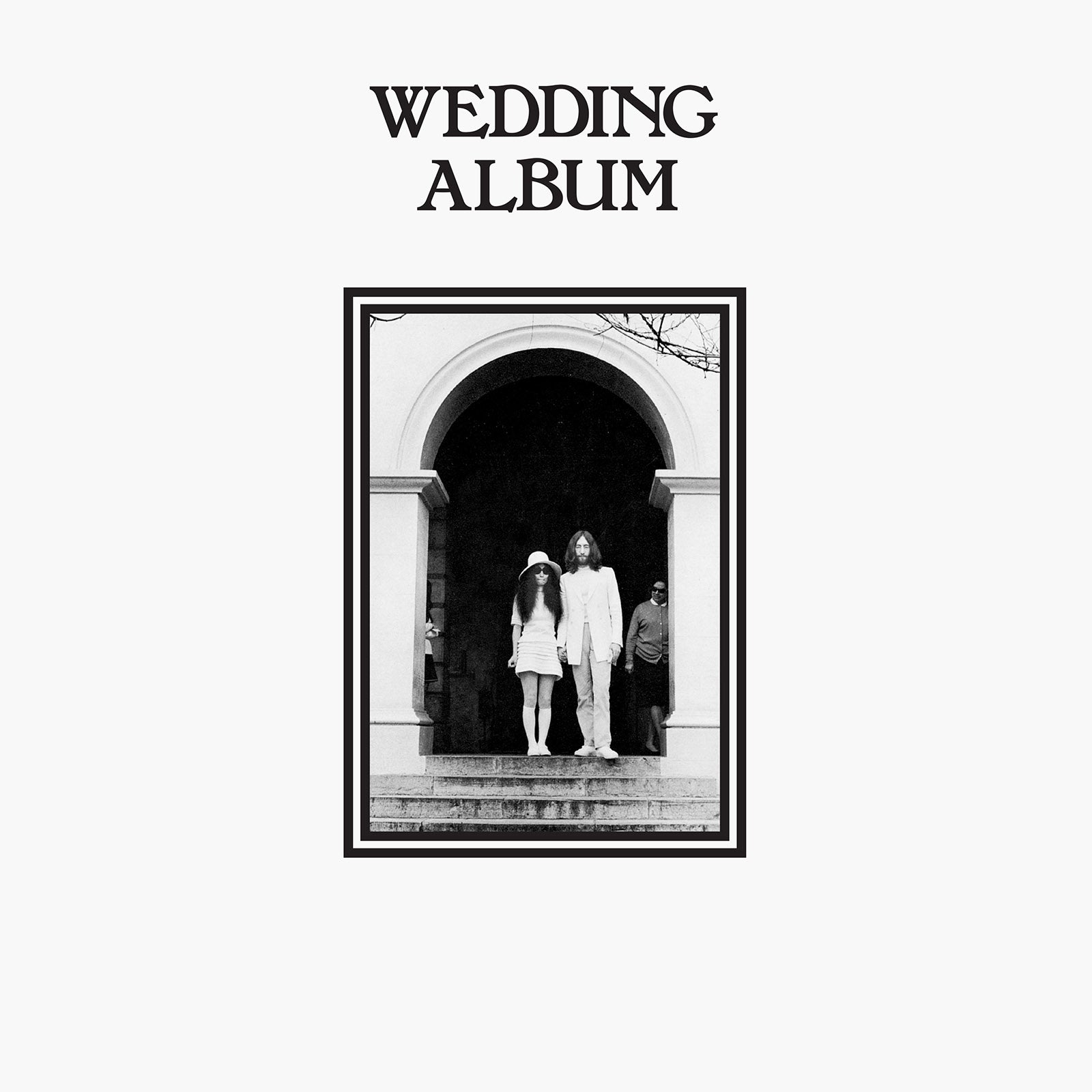 "JOHN LENNON / YOKO ONO ""WEDDING ALBUM"""