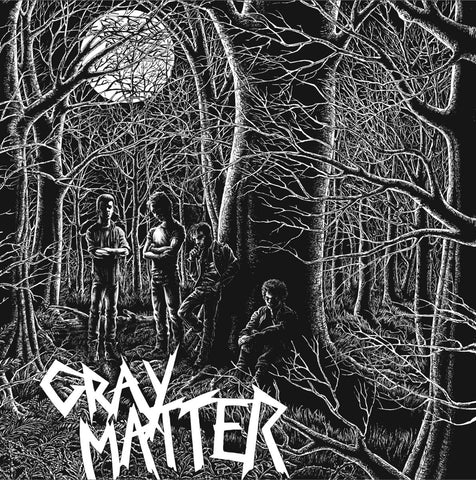 "GRAY MATTER ""FOOD FOR THOUGHT"""