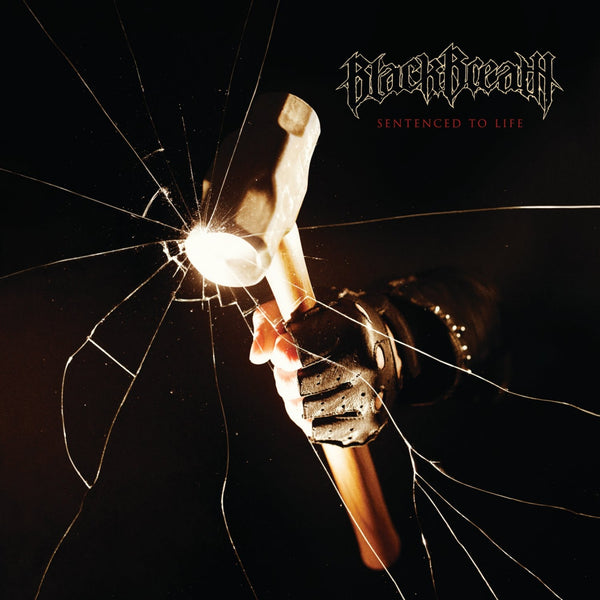 "BLACK BREATH ""SENTENCED TO LIFE"""