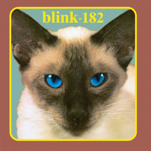 "BLINK 182 ""CHESHIRE CAT"""