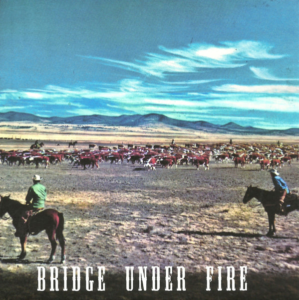 "BRIDGE UNDER FIRE / THE SLAUGHTERHOUSE CHORUS ""SPLIT"""