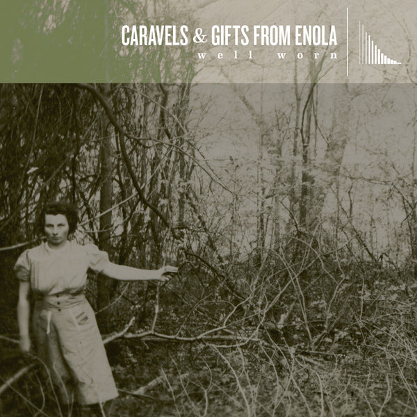 "CARAVELS & GIFTS FROM ENOLA ""WELL WORN"""