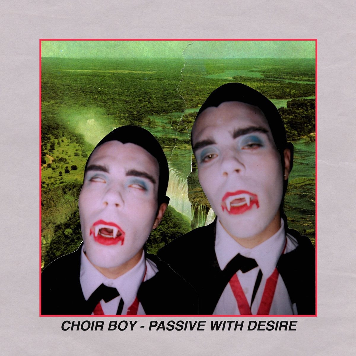 "CHOIR BOY ""PASSIVE WITH DESIRE"""