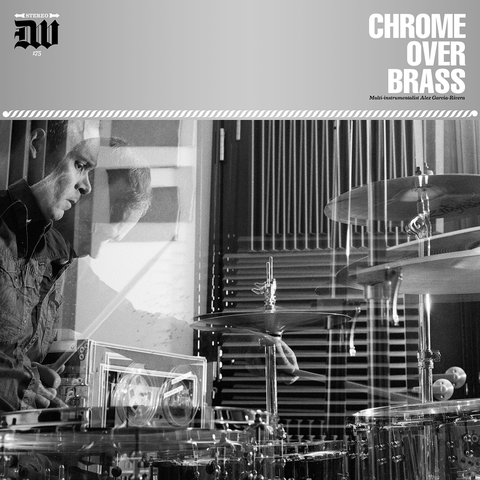 "CHROME OVER BRASS ""CHROME OVER BRASS"""