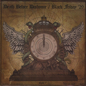 "DEATH BEFORE DISHONOR / BLACK FRIDAY '29 ""SPLIT"""